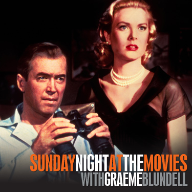 Rear Window on Sunday Night at the Movies