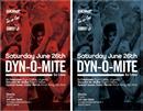 Zaterdag | Dyn-O-Mite Bar Edition: dj Daptunes, Garreth McMullan |  22u00 | Jan Van Gent